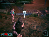 Mass Effect Windows You can give your party members general orders, such as having them move forward, covering you.