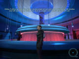 Mass Effect Windows The party members will provide comments on locations you visit. Well said, Ashley!