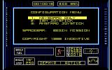 Dark Side DOS Main menu (EGA)