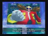 Sonic Riders PlayStation 2 Story Mode InGame Cut Scene 1 - FMV: Eggman offers up his vile creations.