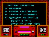 Magnetron  ZX Spectrum Control options