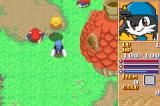 Klonoa Heroes: Densetsu no Star Medal Game Boy Advance Monsters and houses