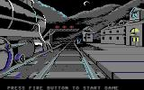 The Train: Escape to Normandy Commodore 64 First railway station