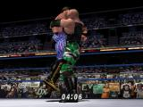 WWF No Mercy Nintendo 64 The man that's Bear-hugging Eddie Guerrero, that's My Created Superstar, Mad Dog.