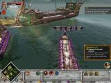 Rise & Fall: Civilizations at War Windows The Persian flagship looms ahead