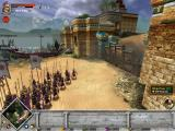 Rise & Fall: Civilizations at War Windows Spartans ready to attack once the smoke clears