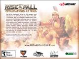 Rise & Fall: Civilizations at War Windows Splash screen