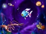 Rainbow Fish and the Whale Windows The scenes between action screens are beautifully done