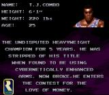Killer Instinct SNES Everyone has their own reasons to compete