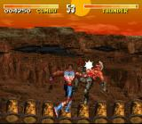 Killer Instinct SNES Combo knocks down Thunder
