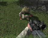 ArmA: Combat Operations Windows healing an injured teammate