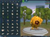 Spore Creature Creator Windows Testing the singing animation.
