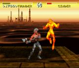 Killer Instinct SNES Thunder vs. Cinder