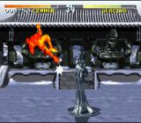 Killer Instinct SNES Glacius with a move inspired by Terminator 2