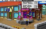 Hero's Quest: So You Want To Be A Hero Atari ST Sierra's typical pull-down menus