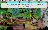 Hero's Quest: So You Want To Be A Hero Atari ST Rumour has it there's a mandrake growing here
