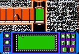 Impossible Mission Apple II Flipping into action, the map barely revealing anything so far