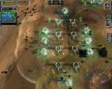 Supreme Commander: Forged Alliance Windows Aeon rapid-fire artillery installations