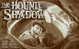 The Hound of Shadow Atari ST Title screen