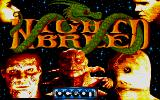 Clive Barker's Nightbreed:  The Action Game Atari ST Title screen