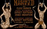 Clive Barker's Nightbreed:  The Action Game Atari ST Credits