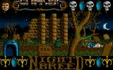 Clive Barker's Nightbreed:  The Action Game Atari ST Getting soundly trounced