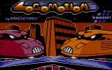 Locomotion Atari ST Title screen