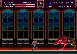 Castlevania Bloodlines Genesis First Mid-Boss