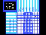 Picture Puzzle MSX The last stages are 15x15 cells