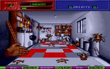 Exterminator Atari ST Different rooms offter different pests
