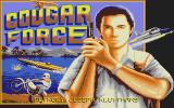 Cougar Force Atari ST Title screen