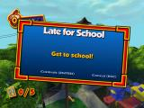 Disney's Chicken Little Windows This game sports clear objectives!