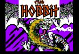The Hobbit Apple II Title screen