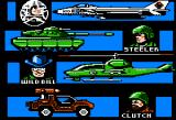 G.I. Joe: A Real American Hero Apple II Choose your Joe to fight them!