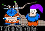 Troll's Tale Apple II Do you want to tell him or should I?