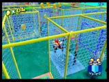 Super Mario Sunshine GameCube Climb through or over obstacles
