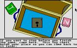 Winnie the Pooh in the Hundred Acre Wood Atari ST Game save screen