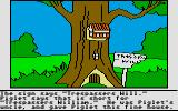 Winnie the Pooh in the Hundred Acre Wood Atari ST Whimsical detail
