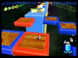 Super Mario Sunshine GameCube There are plenty of obstacles to get past