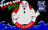 Titanic Blinky Atari ST Title screen