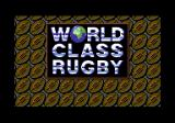 World Class Rugby Commodore 64 Loading screen