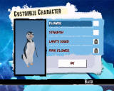 Surf's Up Windows Customize your character