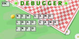 Debugger Windows Main game screen
