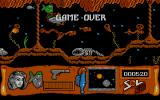 Sol Negro Atari ST Game over!