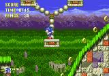 Sonic the Hedgehog 3 Genesis Marble Gardens