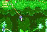 Sonic the Hedgehog 3 Genesis Sonic Vs. Tarzan