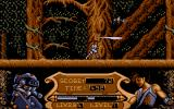 Strider 2 Atari ST Starting location