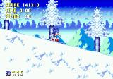 Sonic the Hedgehog 3 Genesis Snowboarding