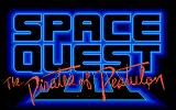 Space Quest III: The Pirates of Pestulon Atari ST Title screen