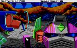 Space Quest III: The Pirates of Pestulon Atari ST Spot the hidden exit!